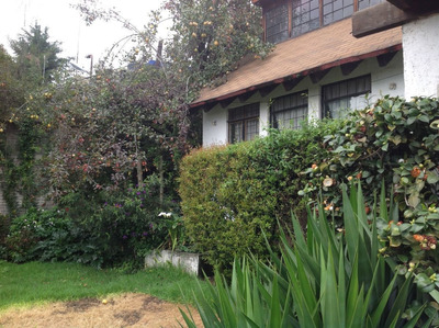 Casa En Renta Magdalena Contreras