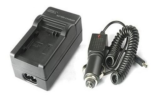 Cargador Li-80b Np-900 Olympus X-36 T-100 Minolta E40 E50