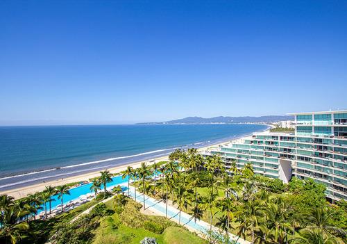 Imagen 1 de 14 de Penthouse En Venta,  Nuevo Vallarta, $1,300,000 Usd