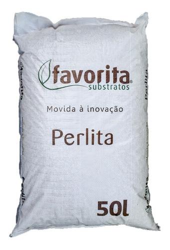 Imagem 1 de 5 de Perlita Expandida - 50 Lts