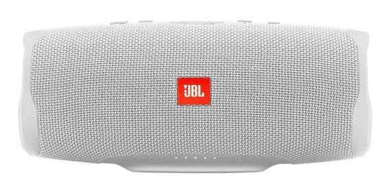 Caixa de som JBL Charge 4 portátil sem fio White