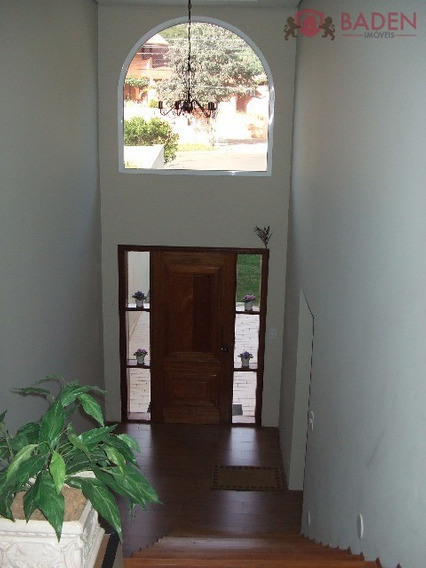 Casa Residencial Em Campinas - Sp, Jardim Sorirama (sousas) - Ca00687