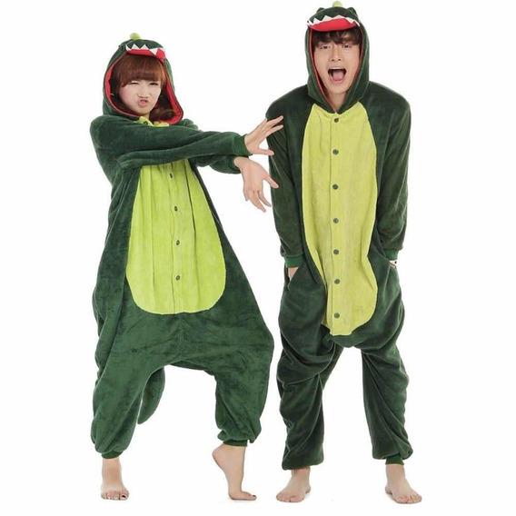 Pijama Kigurumi Cocodrilo Originales Calidad Premium