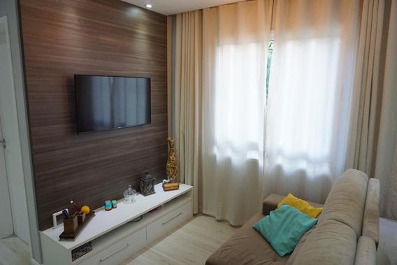 Apartamento Mobiliado Com Etetros Perto Do Metrô Tucuruvi