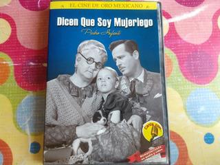 Dvd Dicen Que Soy Mujeriego Pedro Infante