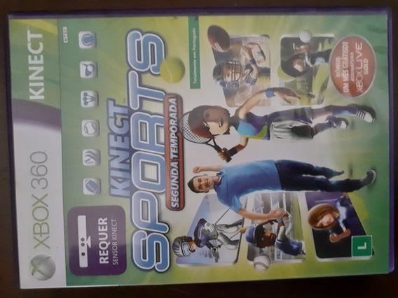 Kinect Sports Segunda Temporada Xbox 360 Original