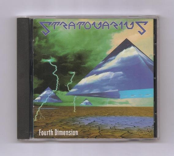 Stratovarius Fourth Dimension Cd Usado Usa