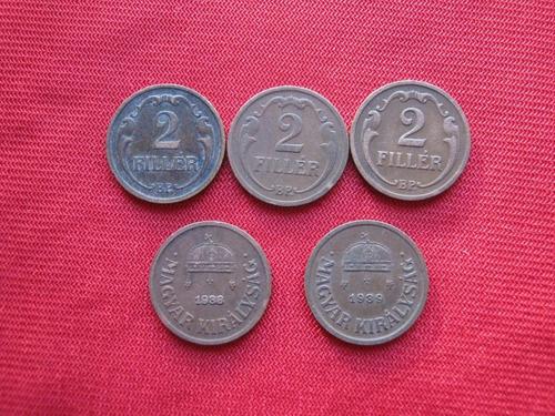 Imagen 1 de 1 de Hungria 2 Filler 1926 Al 1940