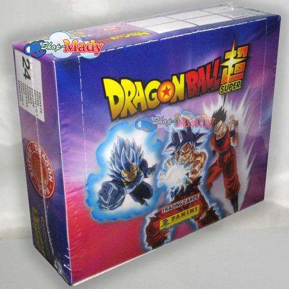 120 Tarjetas Para Coleccionador De Dragon Ball Super Panini
