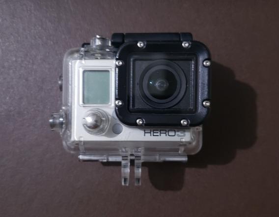 Go Pro Hero 3 Silver