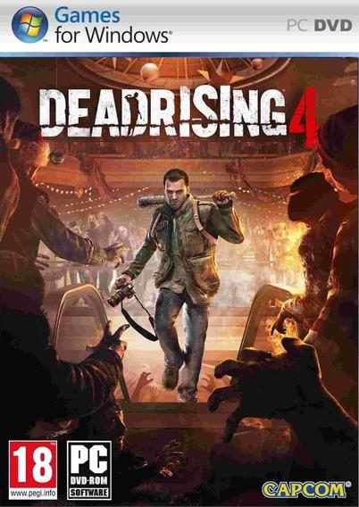 Dead Rising 4 Pc - Steam Key (envio Flash)