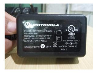 Eliminador 12 Volts .750ma Motorola Multiusos Tira Led Rgb