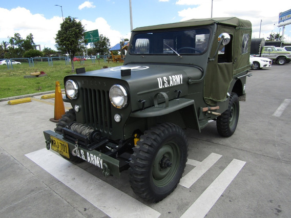 Jeep Willys Carpado
