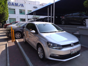 Volkswagen Polo 1.6 Tiptronic At