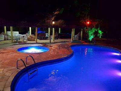 Chácara Com 6 Dormitórios À Venda, 3000 M² Por R$ 650.000 - Cinco Lagos - Mairiporã/sp - Ch0206