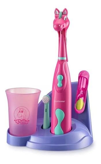 Escova Dental Infantil Premim Ponei Multilaser