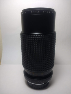 Minolta 80-200mm F/4.5