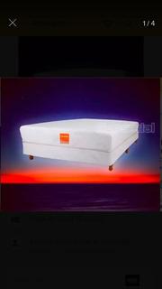 Colchon Viscoelastico Inteligente 50kg/m3 160x200 Queen Size