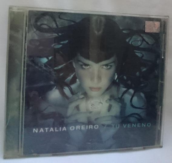 Cd Natalia Oreiro Tu Veneno Argentina