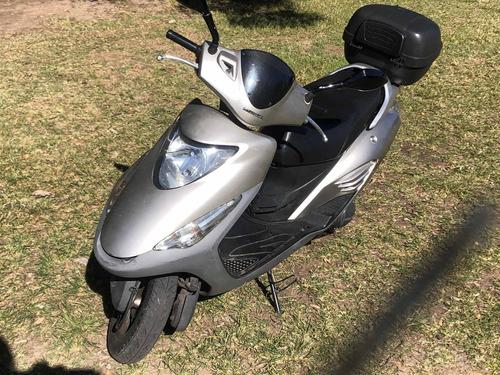 Imagen 1 de 10 de Honda Elite 125