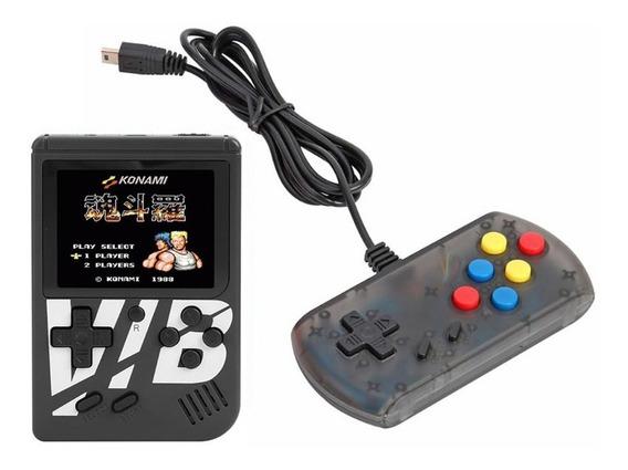 Q5 Vib Powkiddy Consola De Jogos Retrô Embutido 169 Jogos