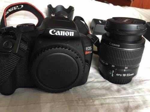 Camera Fotográfica Cânon T6