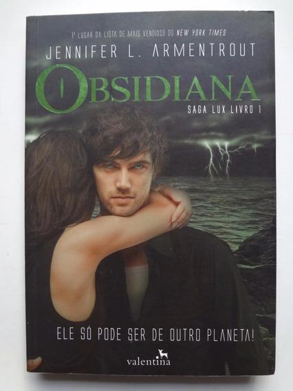 Livro Obsidiana Jennifer L. Armentrout