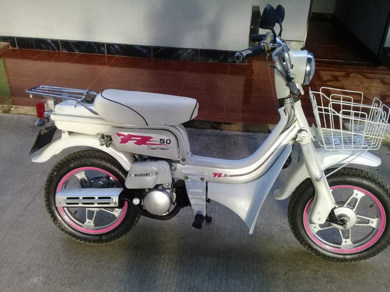 Moto Fz 50