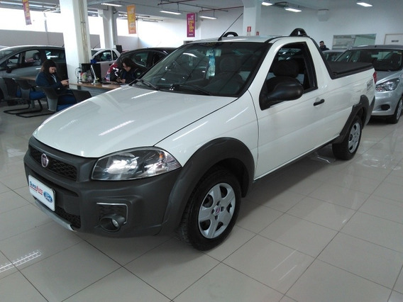 Fiat Strada 1.4 Hard Working Flex 2p 2015