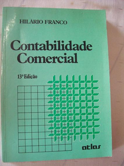Contabilidade Comercial - Hilário Franco - 13ª Edição - 1992