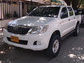 Toyota Hilux 4x4 Diesel 2012