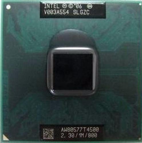 Processador Intel Core Duo T4500 2.30ghz 1mb Cache Slgzc