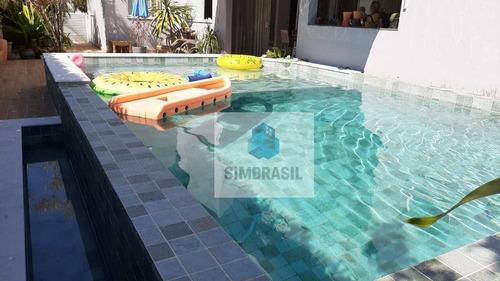 Imagem 1 de 30 de Casa Condomínio Em Valinhos - Ca1533