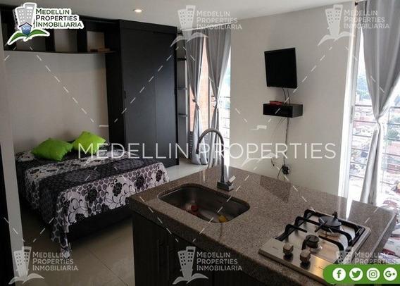 Apartamentos Amoblados Economicos En Guayabal Cod: 5056
