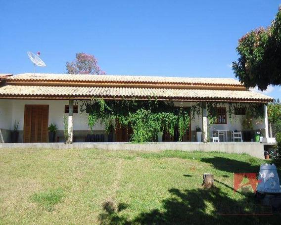 Casa - Chácara À Venda, 120 M² Por R$ 430.000 - Sete Lagos - Piracaia/sp - Ca0966