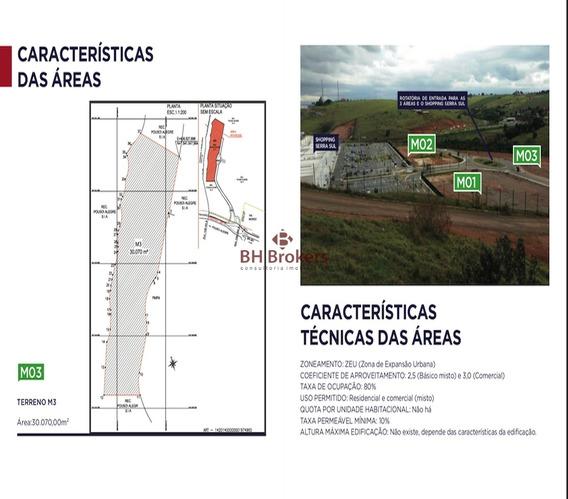 Terreno / Área Para Comprar No Ipiranga Em Pouso Alegre/mg - 14363