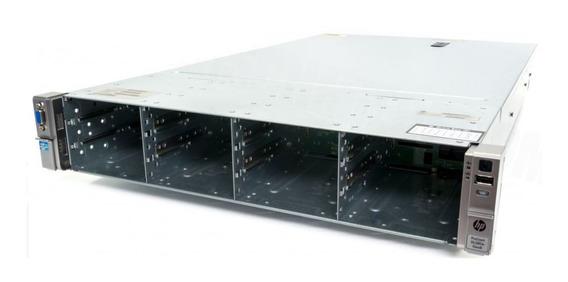 Servidor Hp Dl 380e / 2 Xeon E5-2450l, 64 Giga, Sem Hd
