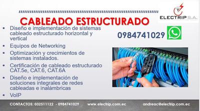 Cableado Estructurado - Certificación