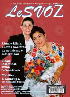 Revista Lesvoz #47, 2014, Cultura Lésbica Feminista