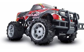 Carro Control Remoto Monster Truck