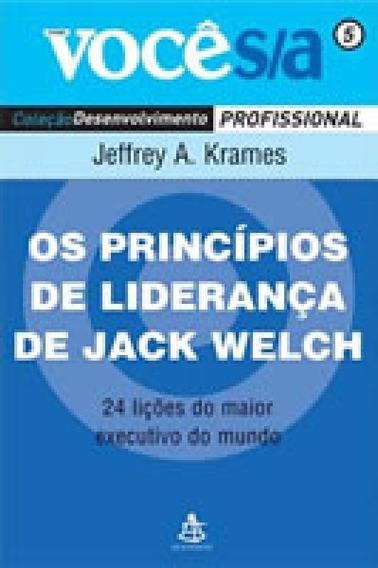 Principios De Lideranca De Jack Welch - Sextante