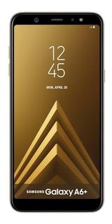 Samsung Galaxy A6+ 64 GB Dorado 4 GB RAM