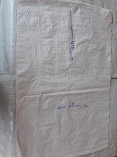 Sacos De Rafia Kit De 100 65x100