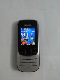 Celular Nokia 2330c Rm-513 Bateria Carregador, Mp3 - Vivo