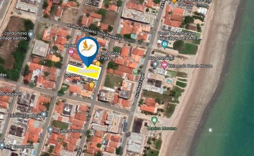 Ref: Ter004 - Área A Venda, Cabedelo, Camboinha, 3 Lotes