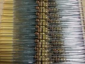 Kit Com 500 Resistor 100k Ohm 1/4w 5%