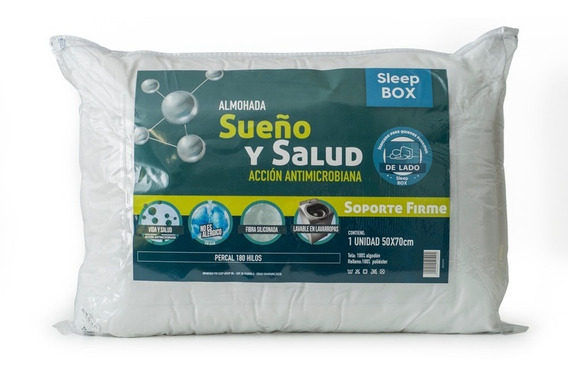 Almohada Sueño Y Salud Sleep Box