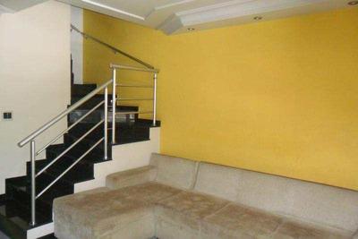 Casa De Condomínio Com 3 Dorms, Jardim Ester, São Paulo, Cod: 3011 - A3011