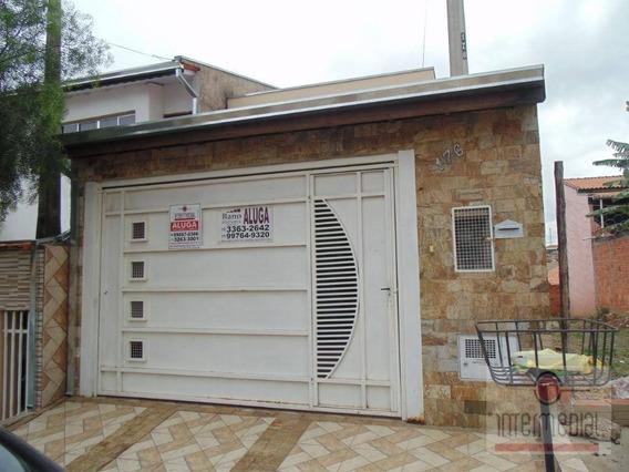 Casa Para Alugar, 85 M² Por R$ 900/mês - Terras De Santa Cruz - Boituva/sp - Ca2049