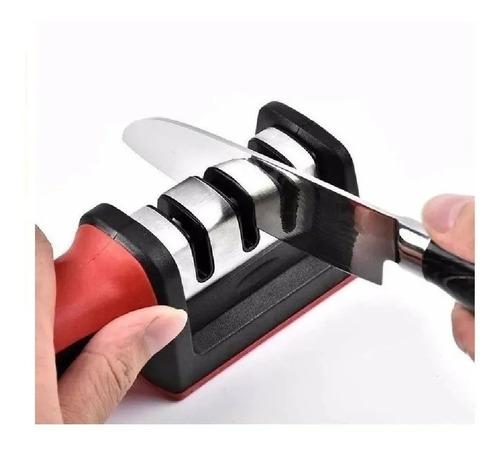 Afilador De Cuchillos Profesional Doble Lado + Super Regalo